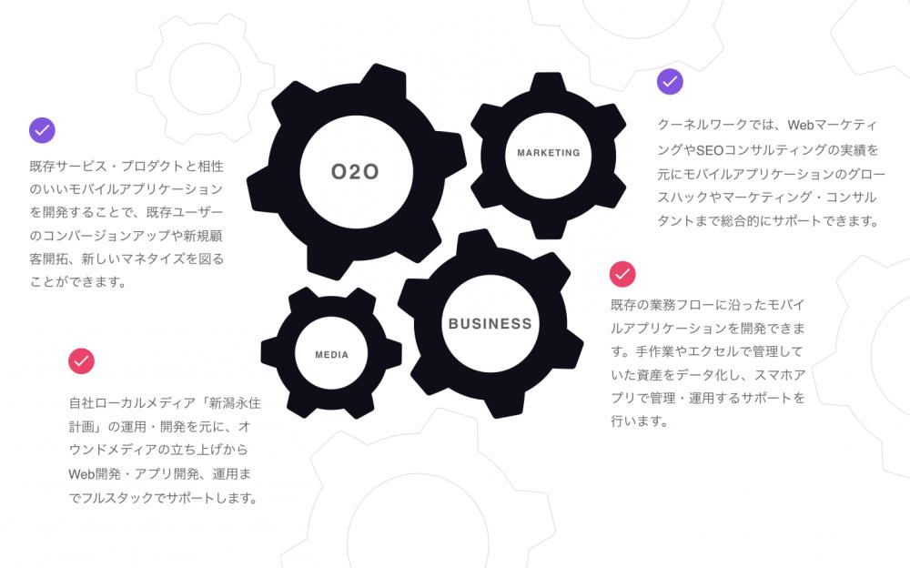 WEB会社マーケティング会社だからできる「成果」を出すためのアプリ開発