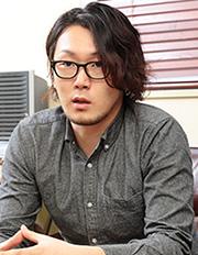 社長(真面目モード)