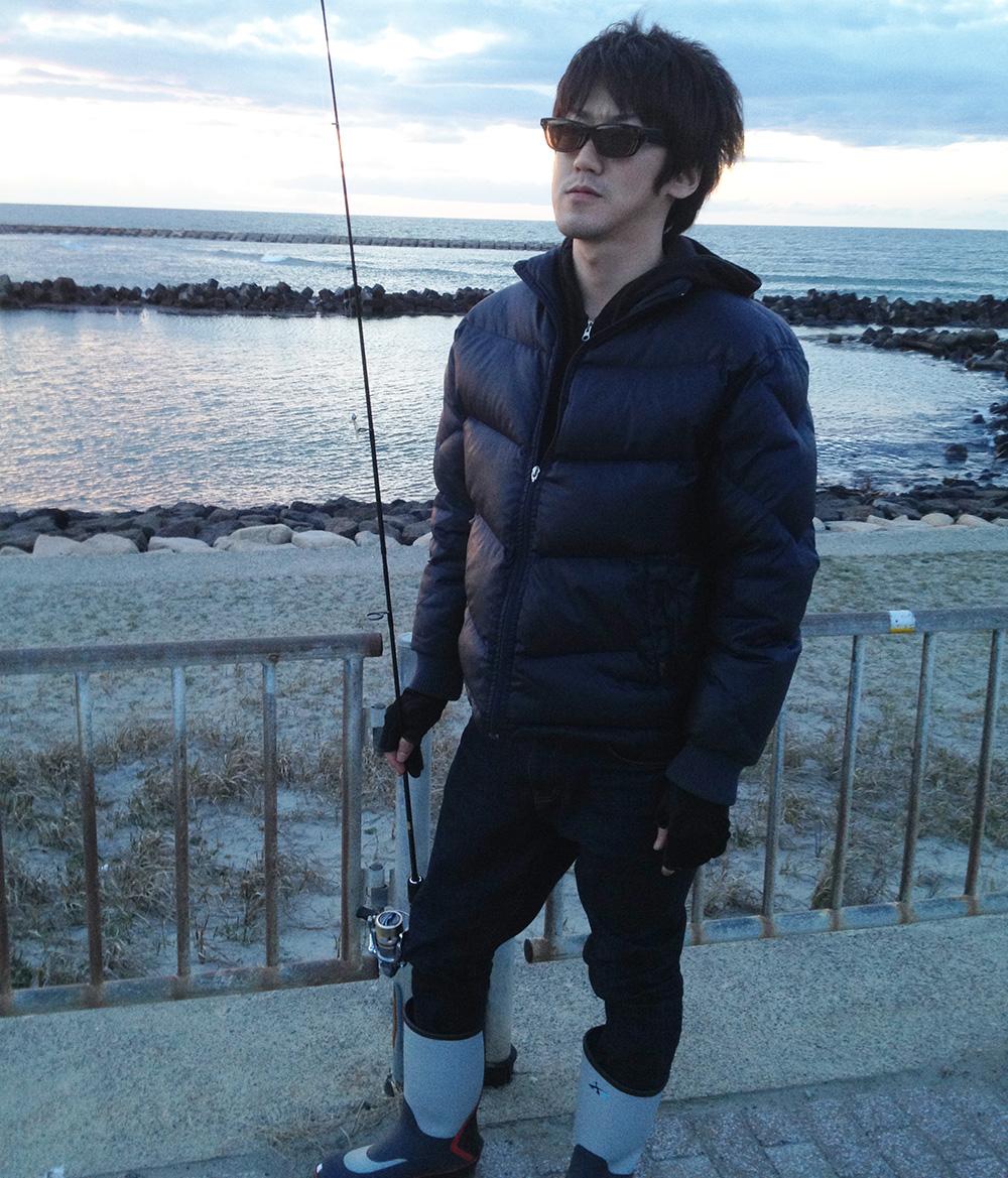 全然釣れないのに釣り好き